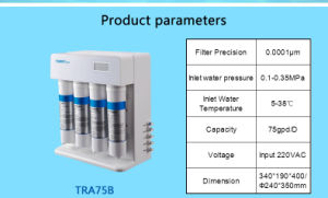 Water Ionizer Drinking Water Filter J pictures & photos