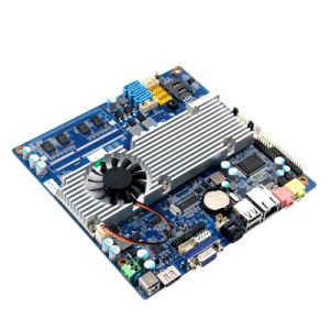All Solid Capacitor Design Onboard DDR3 2GB Memory Display Touch Screen Mainboard pictures & photos