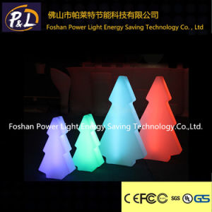 Christmas Decor Glowing RGB Color Changing LED Christmas Tree pictures & photos