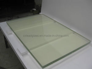 X Ray Shielding Lead Glass for CT Scan pictures & photos