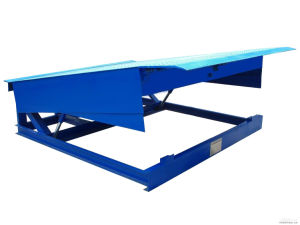 6-10t Hydraulic Vertical Dock Leveler pictures & photos