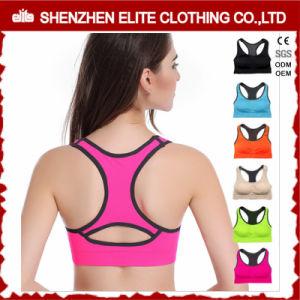 2016 Wholesale Dri Fit Sports Bra Yoga Wear Black pictures & photos