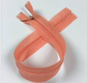 Manufactur Brass, Aluminum, Plastic, Derlin, Nylon, Invisible Zipper pictures & photos