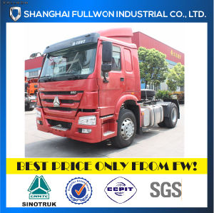 Sinotruk 35ton 4X2 HOWO Tractor Head for Big Sale pictures & photos