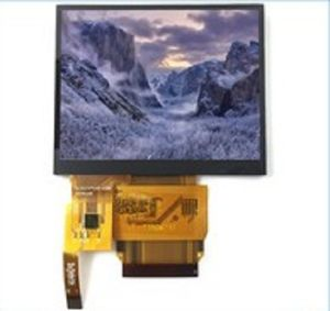 3.5 Inch 320X240 Dots TFT LCD Screen with Resistive 4wires pictures & photos