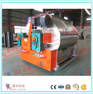 Reasonable Price Poultry Feed Mixing Equipment Machine with High Quality pictures & photos