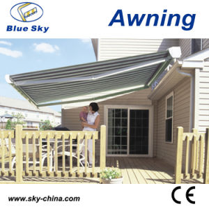 Popular Remote Control Folding Arm Awning (B4100) pictures & photos