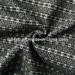 Beautiful Poly/Rayon/Spandex Jacquard Fabric (QF13-0695) pictures & photos
