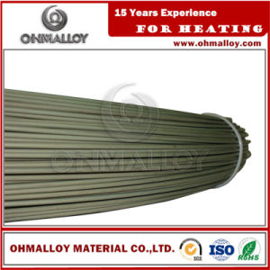 Ohmalloy109 Nicr8020 Soft Wire 3mm for Industrial Furnaces pictures & photos