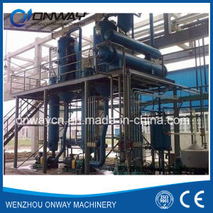 Stainless Steel Titanium Vacuum Film Evaporation Crystallizer Waste Water Treatment Plant pictures & photos
