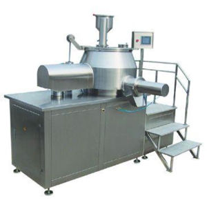 Shk-100 High-Speed Mixing Granulating Machine for Pharmaceuticals pictures & photos