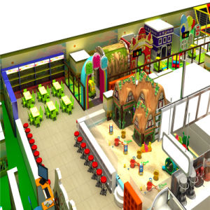 Amusement Park Slide and Climbing Kids Indoor Playground Enquipment pictures & photos