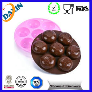 Chinese Silicone Cake Mold Chocolate Mold Fondant Mold pictures & photos