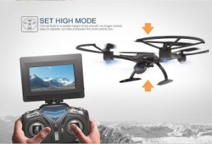259509g 5.8g Fpv Fixed Altitude 2.0MP Camera One-Key Start-Stop RC Quadcopter Drone pictures & photos