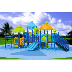 Outdoor Playground--Magic Paradise Series, Children Outdoor Slide (XYH-MH0026) pictures & photos