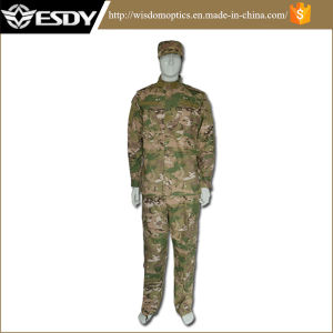 Cp Twill New Design Camouflage Military Uniform Acu Suit pictures & photos