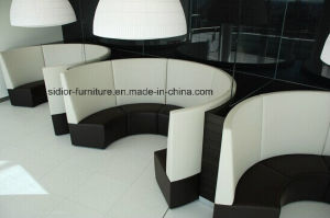 (SD-4006) Modern Hotel Restaurant Dining Furniture for Wooden Booth Sofa pictures & photos