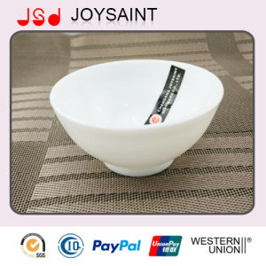 Safety Bulk Packing Individual Stars Decorate Glassware Rice Bowl pictures & photos