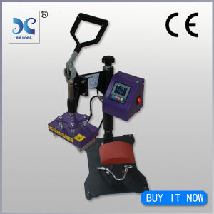 CE Approval Cap Heat Press Machine CP815B pictures & photos