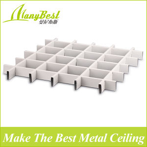 2017 New Metal Grille Ceiling for Interior and Exterior Decoration pictures & photos