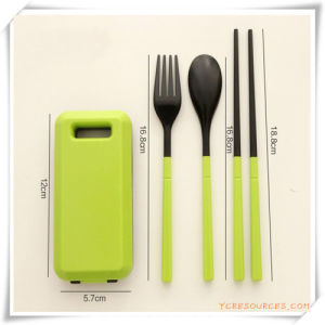 Outdoor Foldable Tableware Set for Promotion pictures & photos