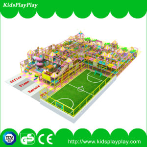 Quality-Assured Best Price Multi Function Kids Indoor Playground pictures & photos