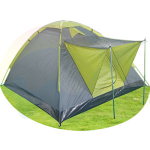 Dome Outdoor Camping Tent with Canopy