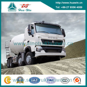 Sinotruk HOWO 310HP 8X4 Mixer Truck 14cbm pictures & photos
