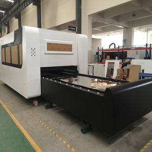 CNC Fabric Stainless steel Carbon Steel Laser Cutting Machinery pictures & photos