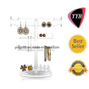 High Quality Acrylic Jewelry Display Showcase pictures & photos