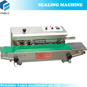 Bag Sea Foods Continue Sealing Machinery (BF-900W) pictures & photos