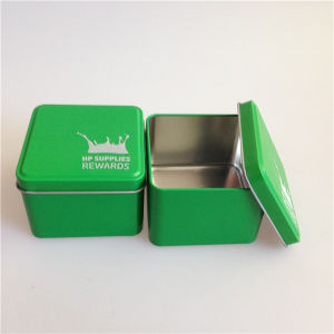 Naked Makeup Tin Box for Package Tin Contanier pictures & photos