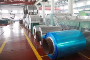 5005 5754 Oh111 Aluminum Sheet for Solar in Spain pictures & photos