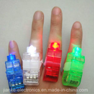 LED Flashing Finger Light Christmas Gifts with Logo Printed (4012) pictures & photos