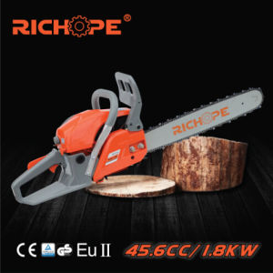 CE Approved Gasoline Chain Saw (CS4610) pictures & photos