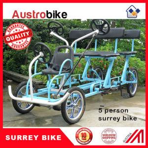 4 Wheel 5 Person Surrey Bike for Family Design in Austria