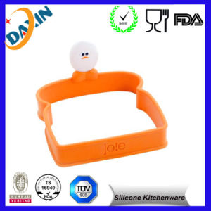 OEM Rabbit Heart Shape Food Grade Custom Silicone Molds pictures & photos