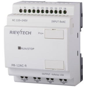 Programmable Logic Control Systems (PR-12AC-R-CAP) pictures & photos