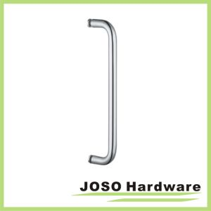 Polished Stainless Round Tubing No Washers Single-Sided Towel Bar pictures & photos