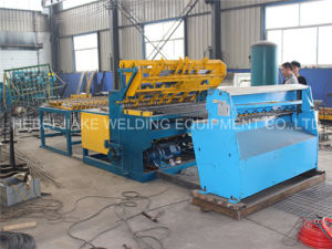 2016 Automatic Welded Wire Mesh Machine pictures & photos