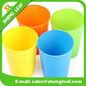 Plastic Mug Promotional Fashion Soft PVC Cup (SLF-PM002) pictures & photos