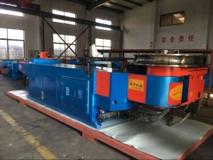 Hydraulic Pipe Bending Machine (DW130NC) pictures & photos