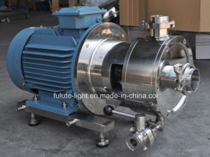Stainless Steel Inline Homogenizer Pump pictures & photos