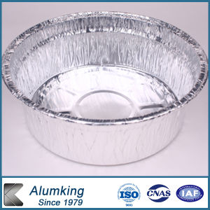 One Side Bright Aluminum Foil for Food Soft Packing pictures & photos
