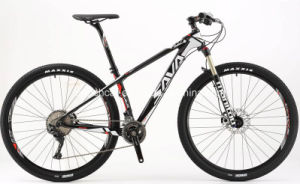 22s 29′′ Carbon Fiber Mountain Bike with Deore Xt pictures & photos