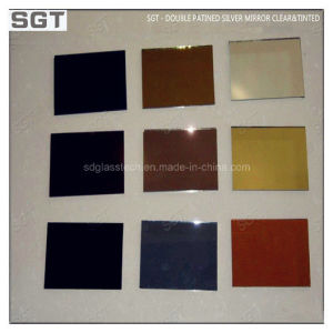 Silver/ Aluminum/ Copper Free Mirror Authorized by SGS, Csi pictures & photos