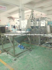 Automatic Milk Powder Filling Machine with Packaging Line pictures & photos