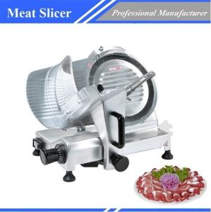 Meat Slicer Meat Processing Machine Food Machinery Hbs-250 pictures & photos