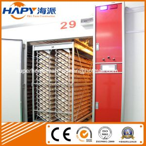 CE Approved Full Set High Quality Poultry Egg Hatching Equipment pictures & photos