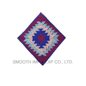 Wholesale Handwork Cotton Multicolor Ethnic Embroidery Patch Fashion Garment Accessory pictures & photos